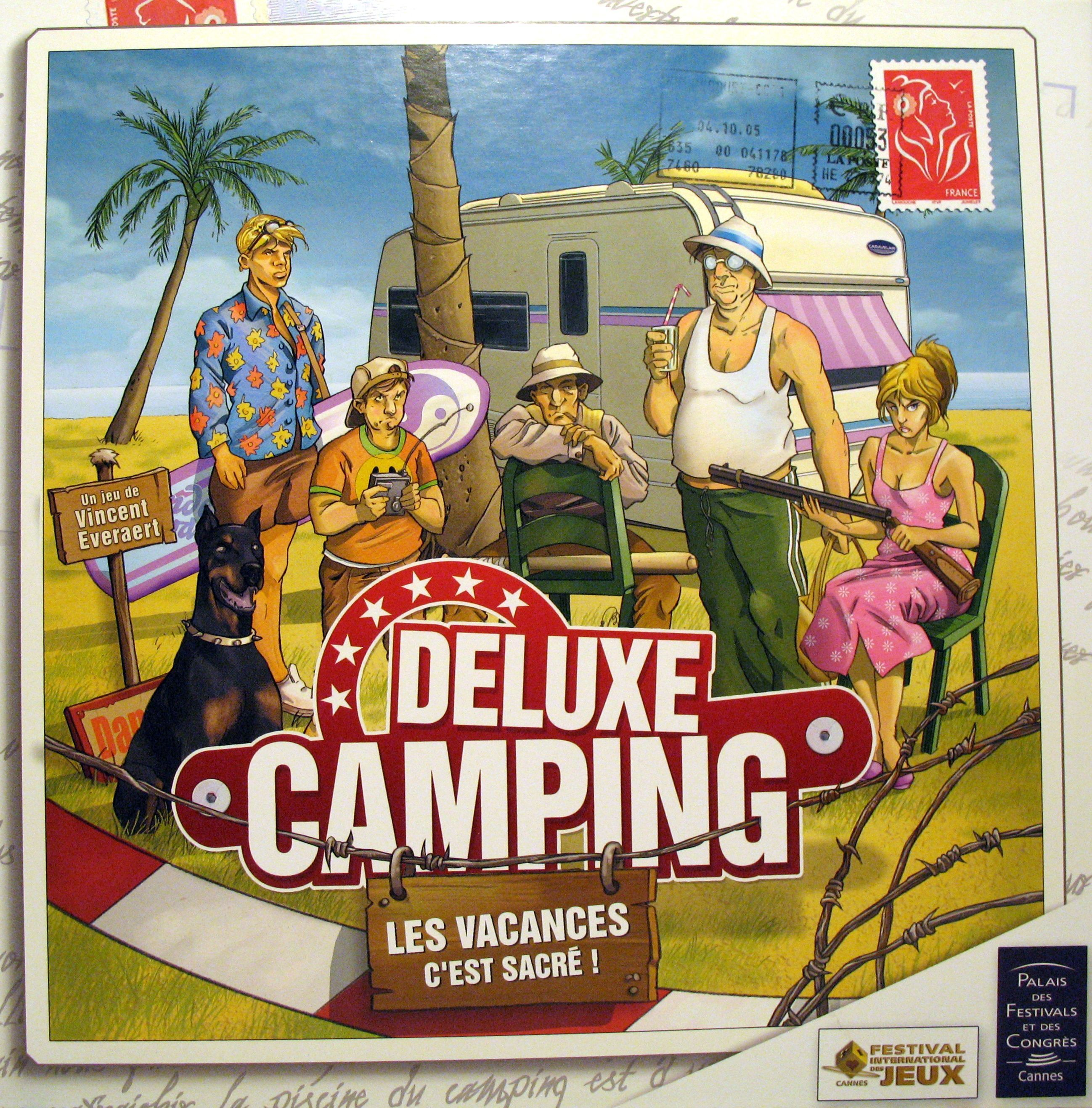 Deluxe Camping