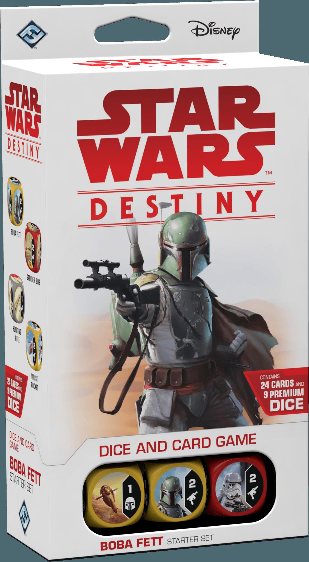 Star Wars: Destiny – Boba Fett Starter Set