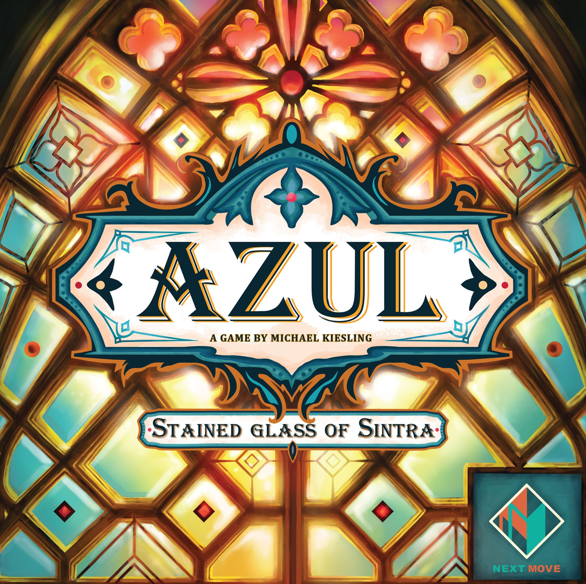 Main image for Azul: Stained Glass of Sintra board game