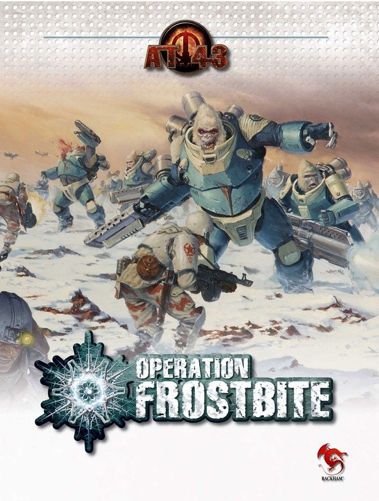 AT-43: Operation Frostbite