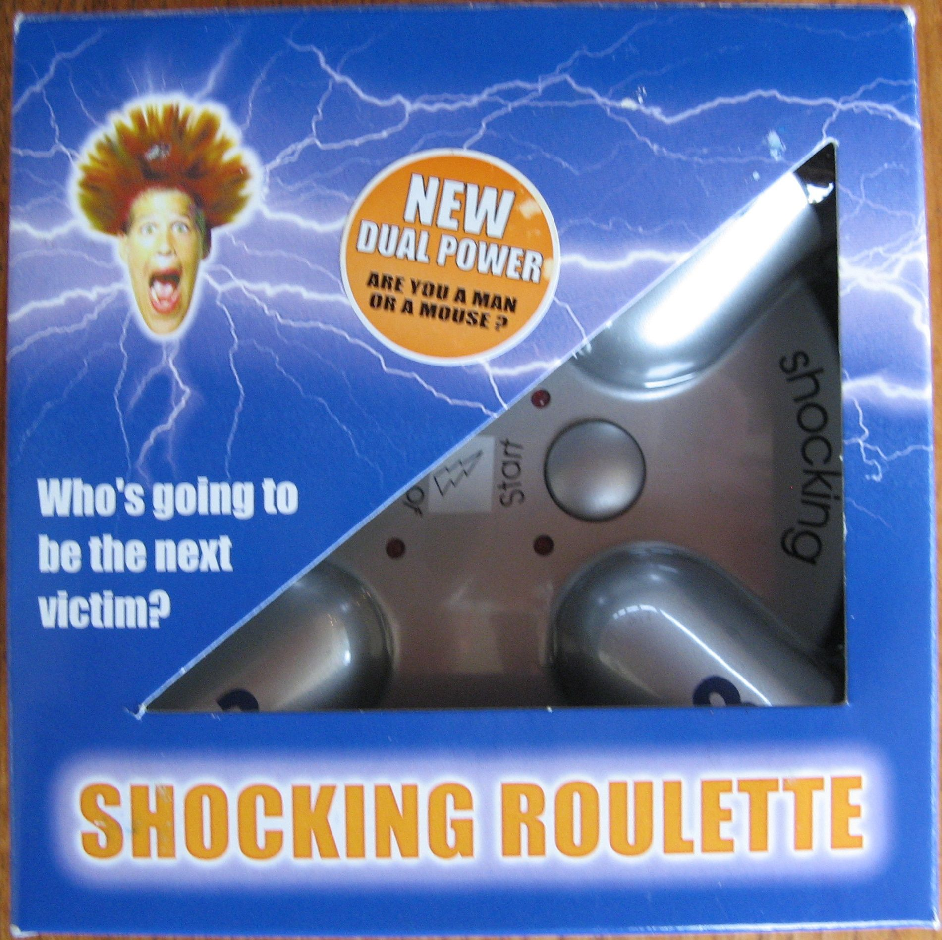 Shocking Roulette