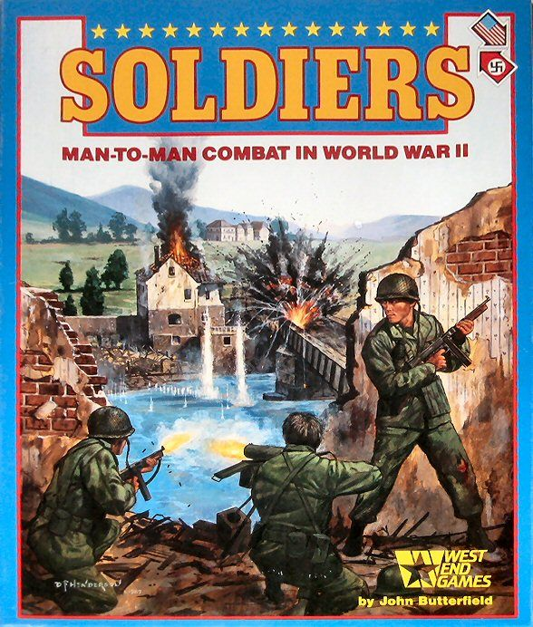 Soldiers: Man-to-Man Combat in World War II