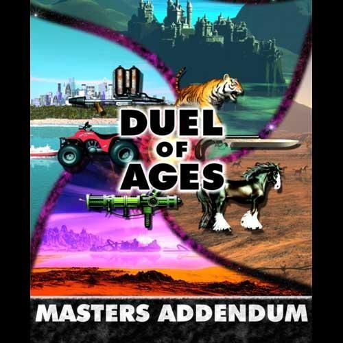 Duel of Ages: Masters Addendum
