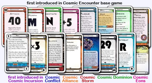 The Cosmodex 2 0: An Encyclopedia for Cosmic Encounter