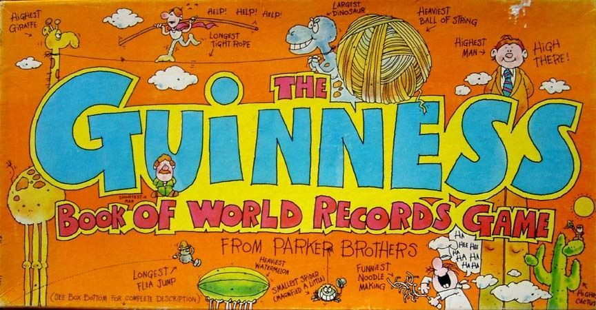 The Guinness Book of World Records Game
