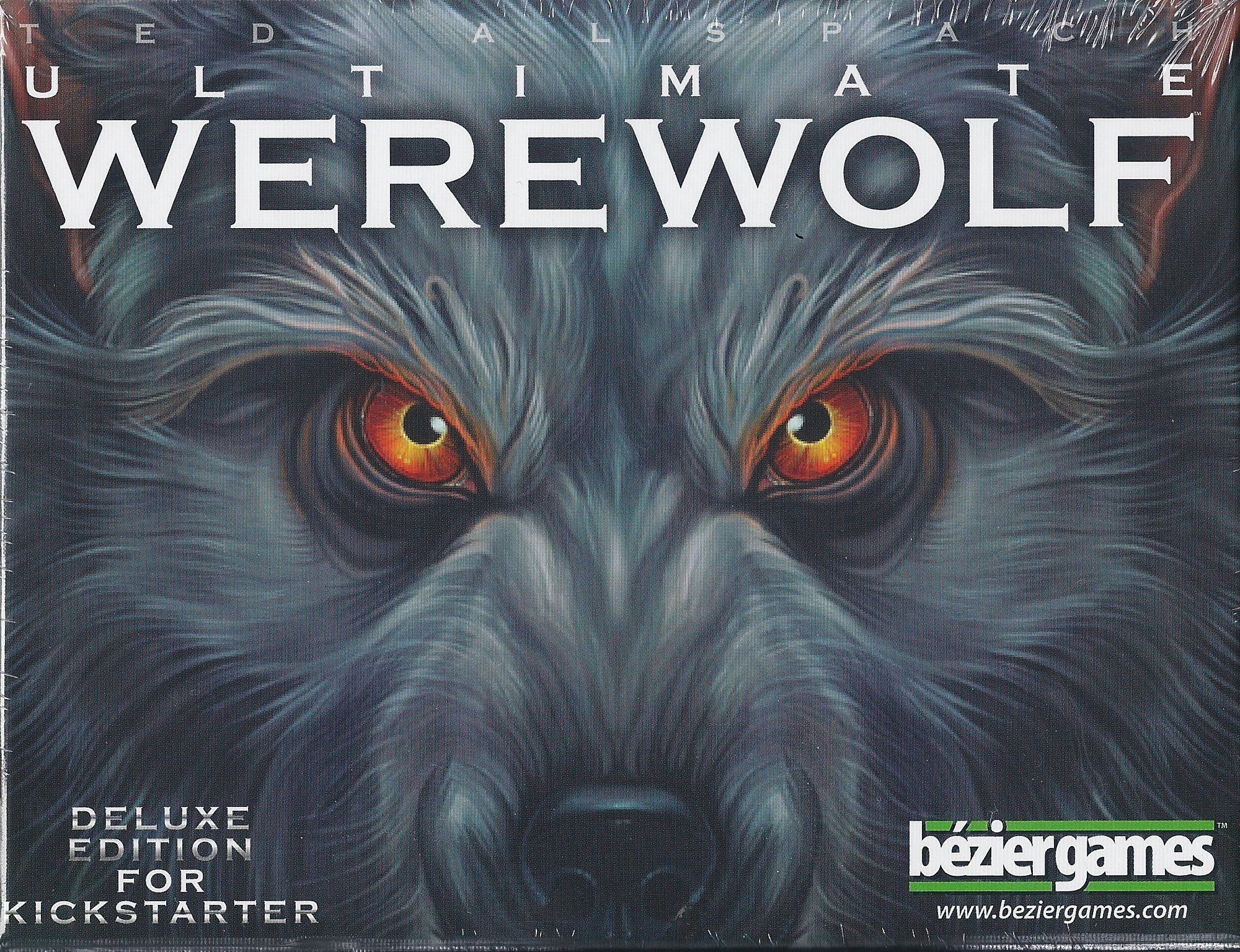 Ultimate Werewolf: Deluxe Edition For Kickstarter