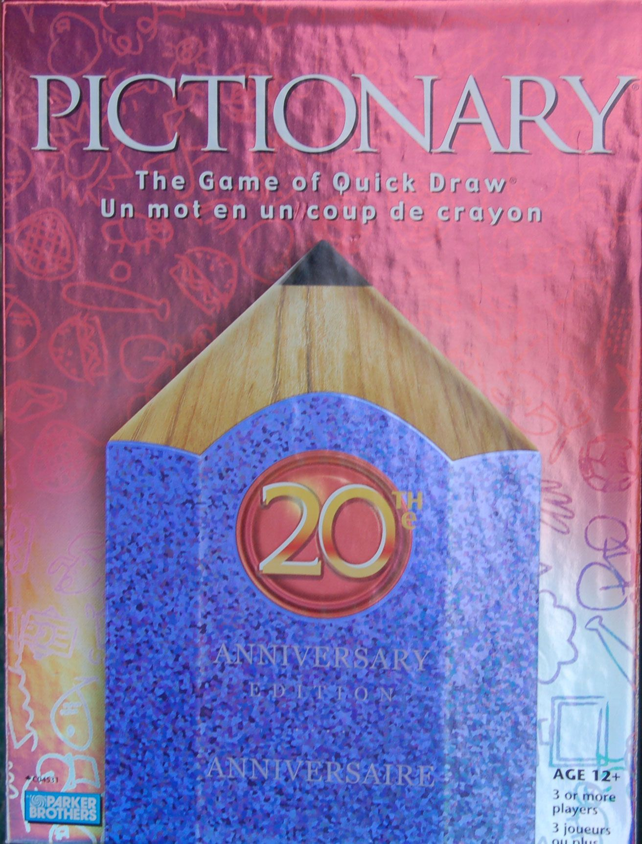 Pictionary: 20th Anniversary