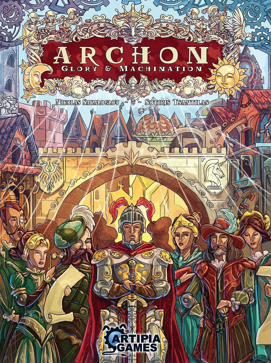Main image for Archon: Glory & Machination board game