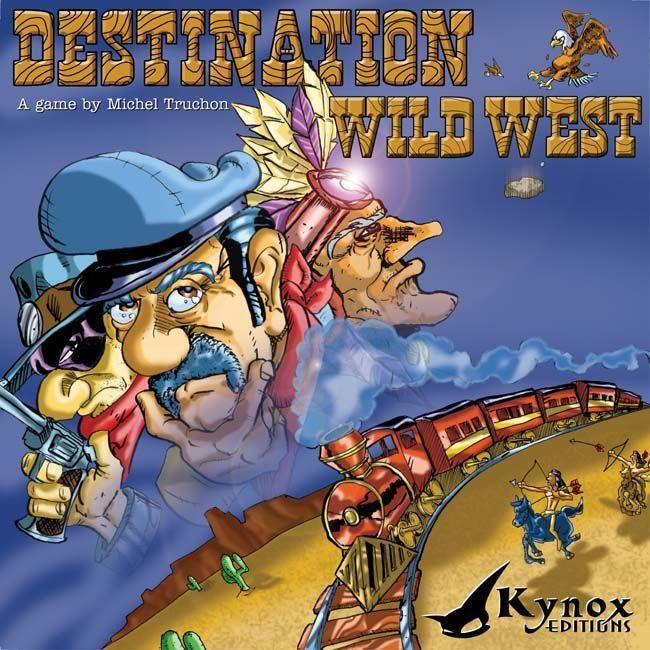 Destination Wild West