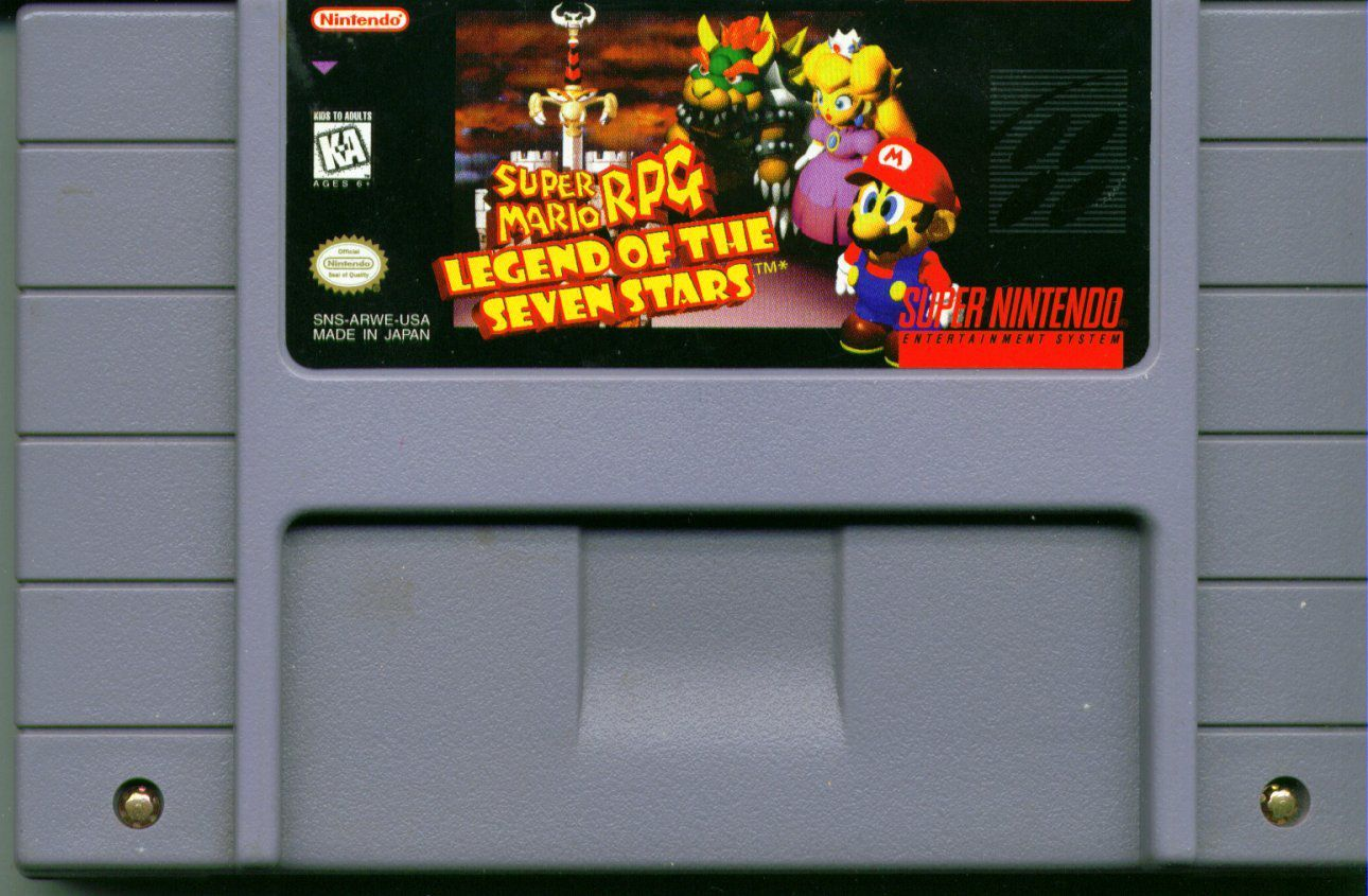 An SNES Game Review: Super Mario RPG: Legend of the