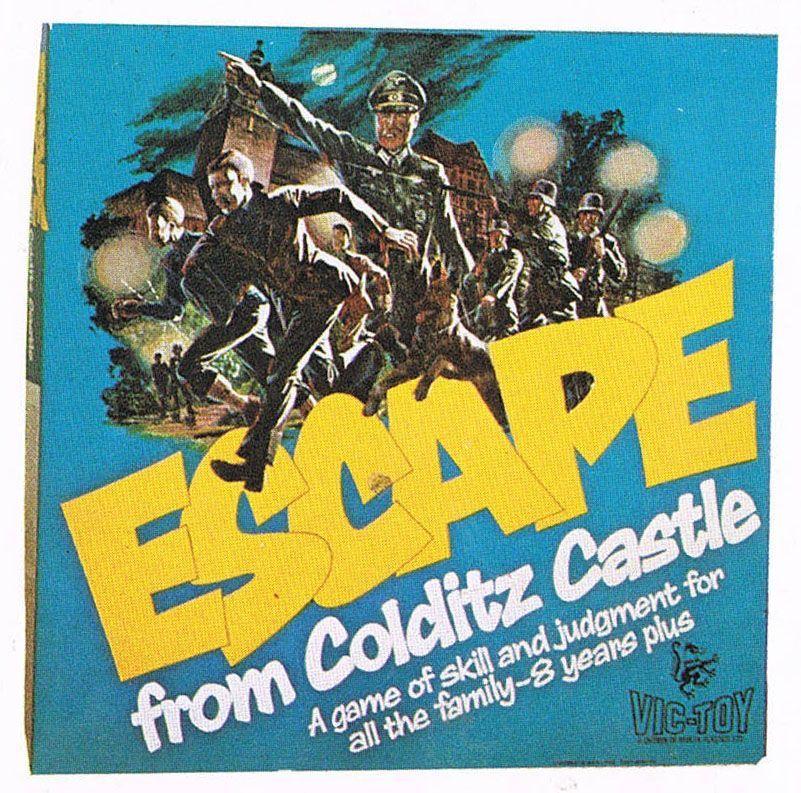 Escape from Colditz Castle