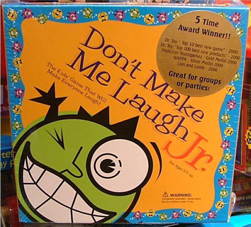 Don't Make Me Laugh Jr.