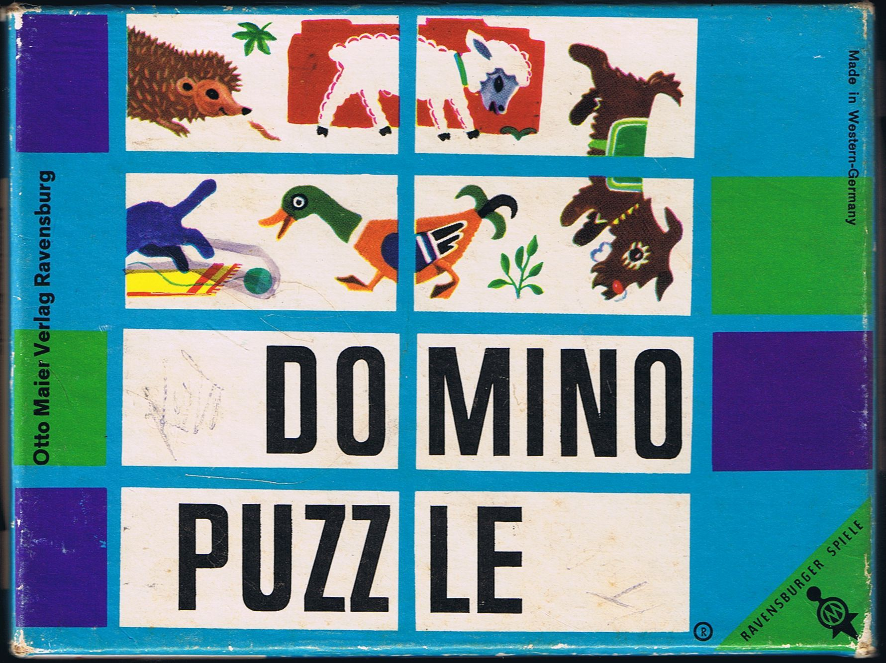 Domino-Puzzle