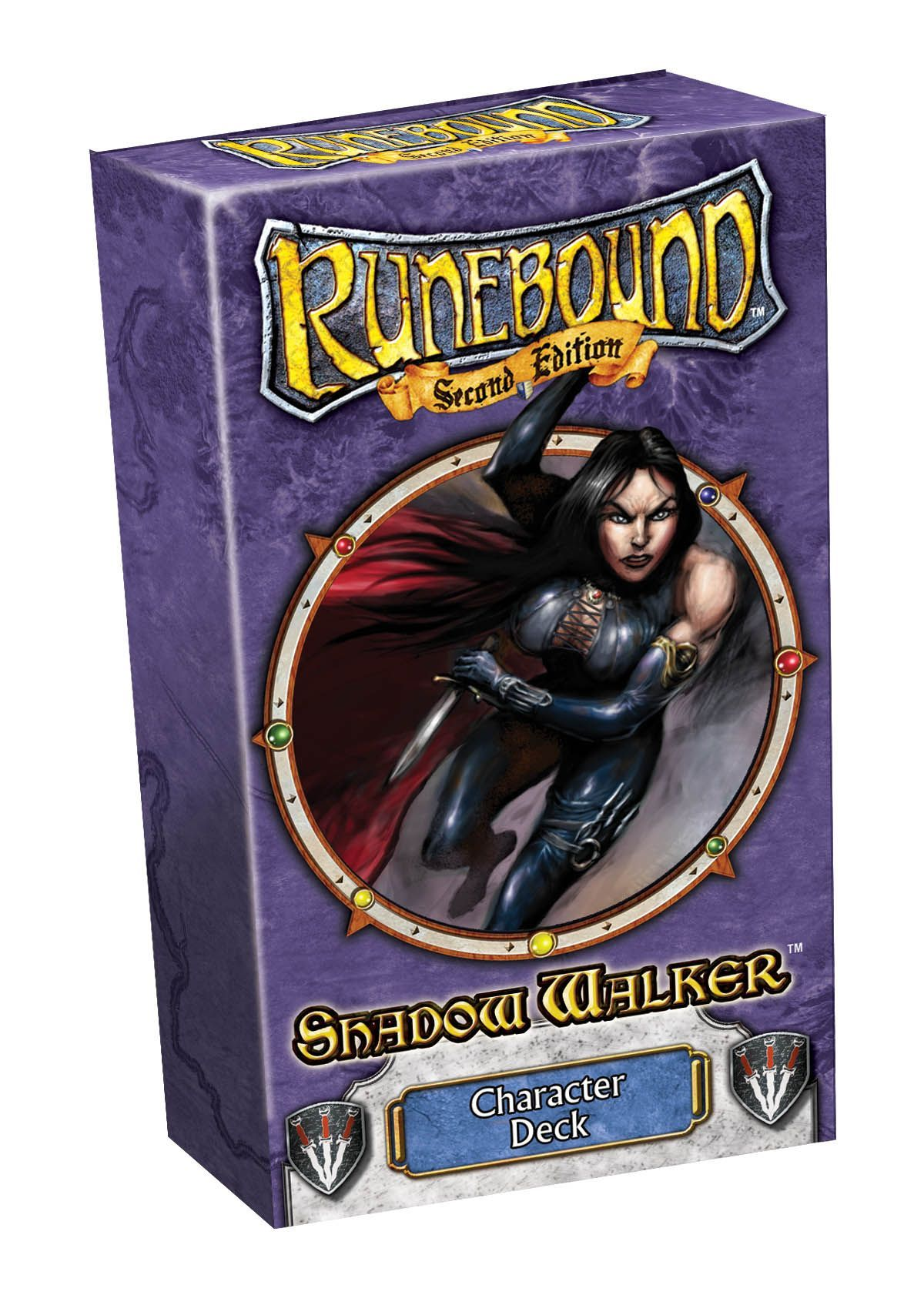 Runebound: Shadow Walker Character Deck