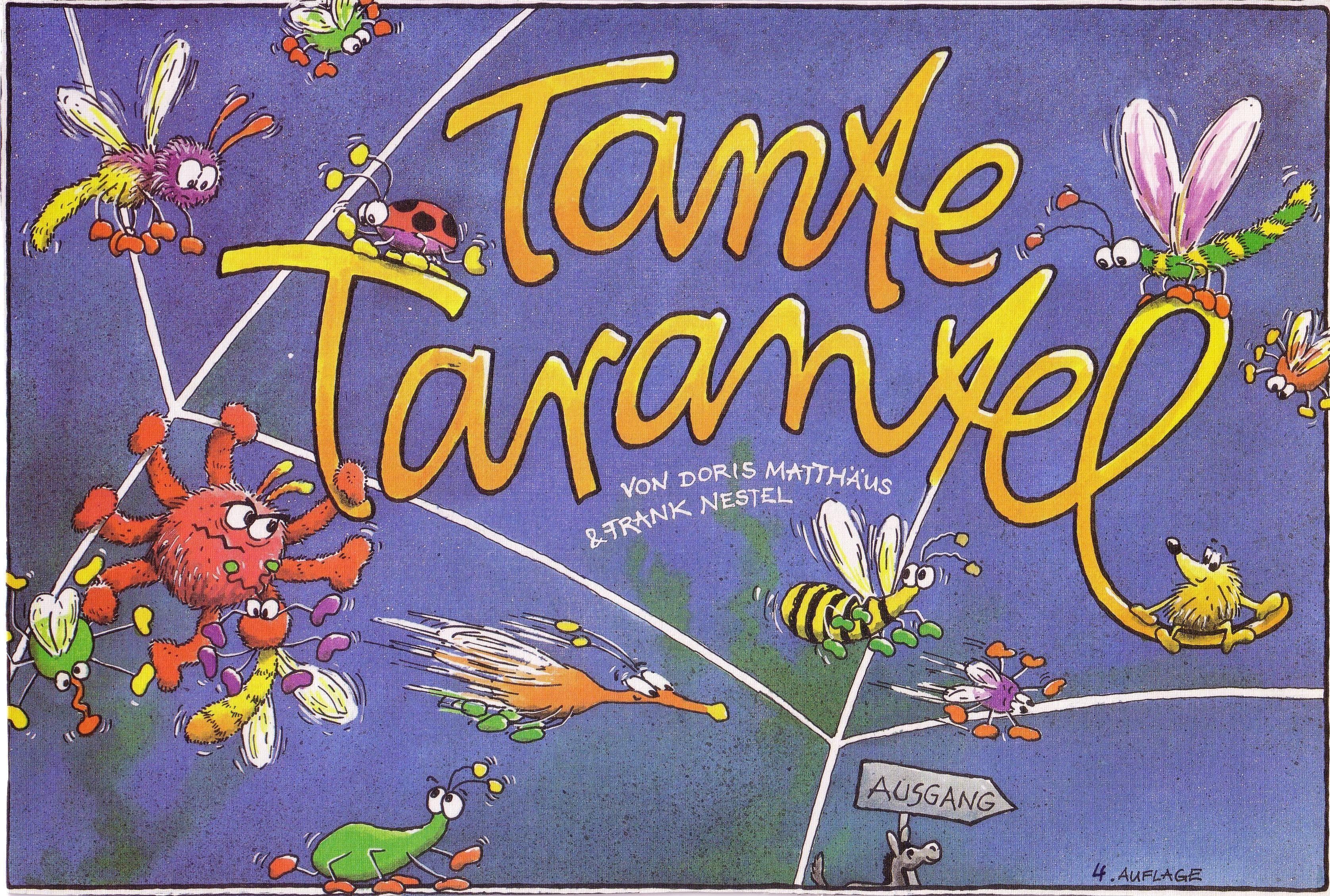 Tante Tarantel