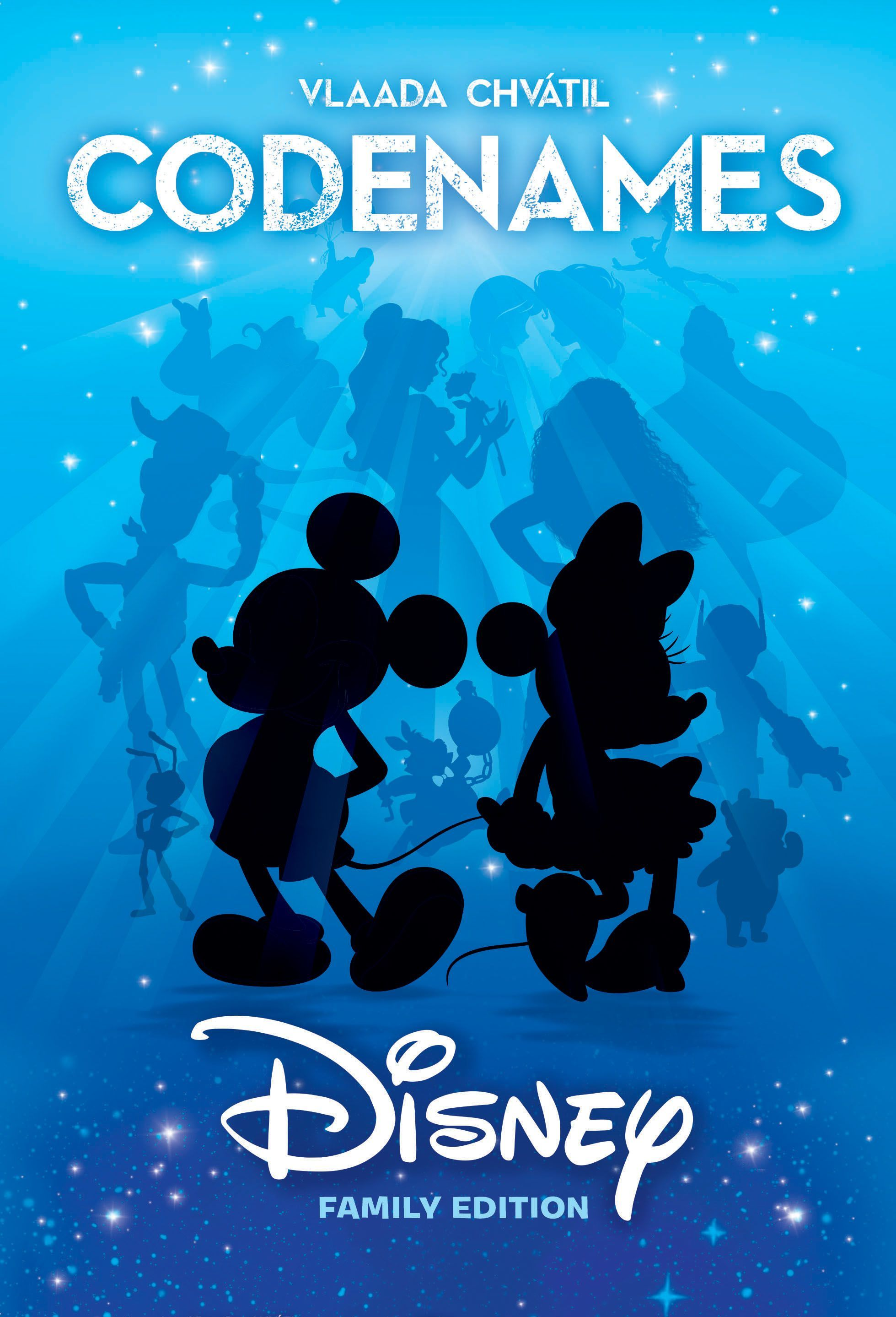 Main image for Codenames: Disney Family Edition