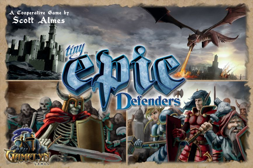 Main image for Tiny Epic Defenders