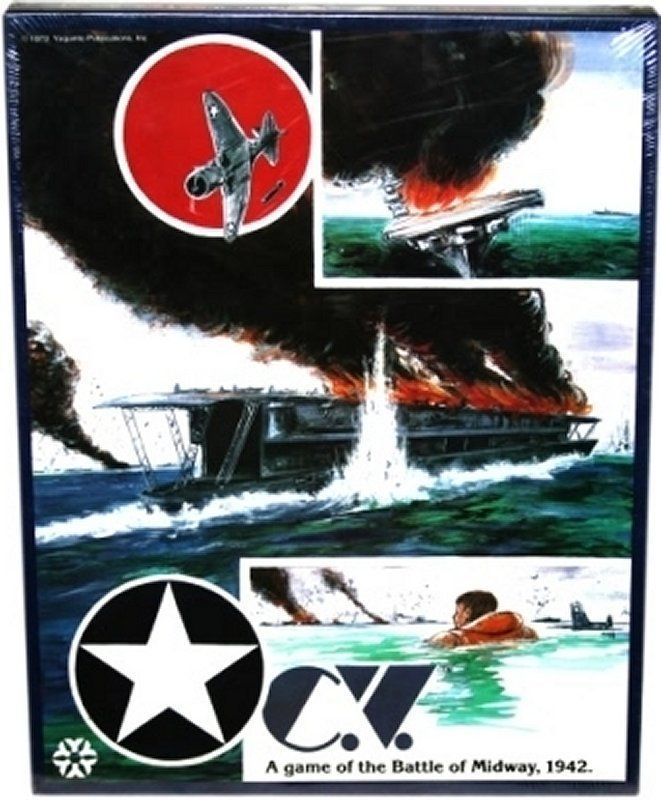 C.V.: A Game of the Battle of Midway, 1942