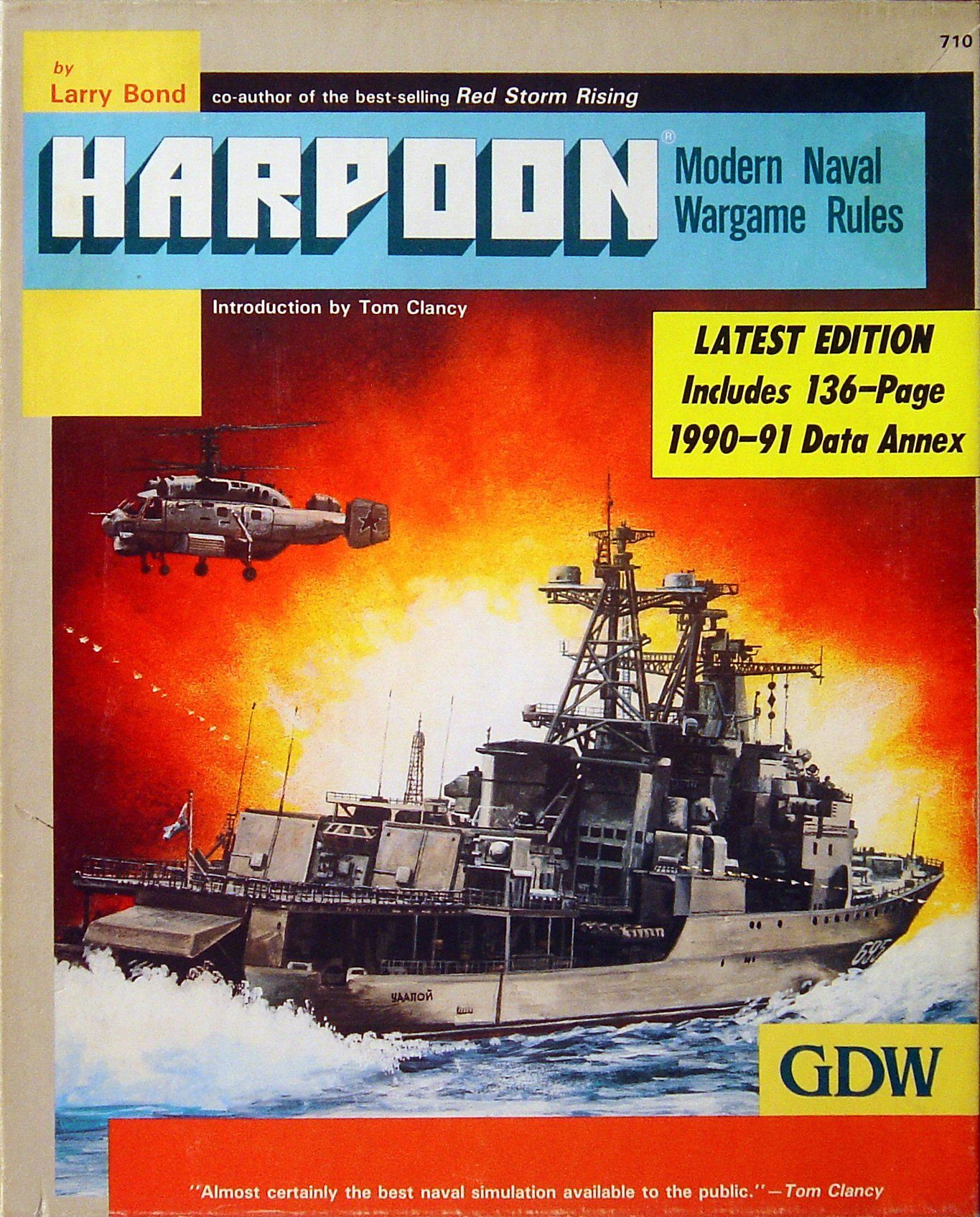 Harpoon (1st & 3rd edition)