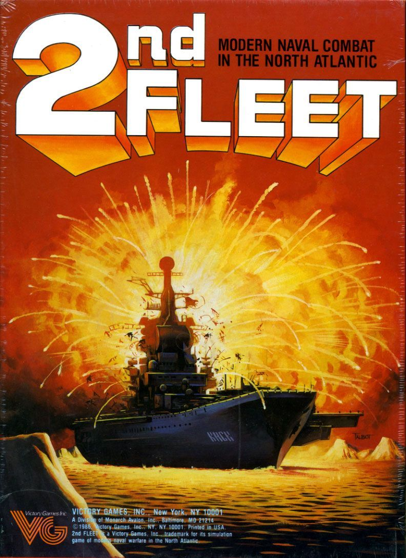 Main image for 2nd Fleet board game