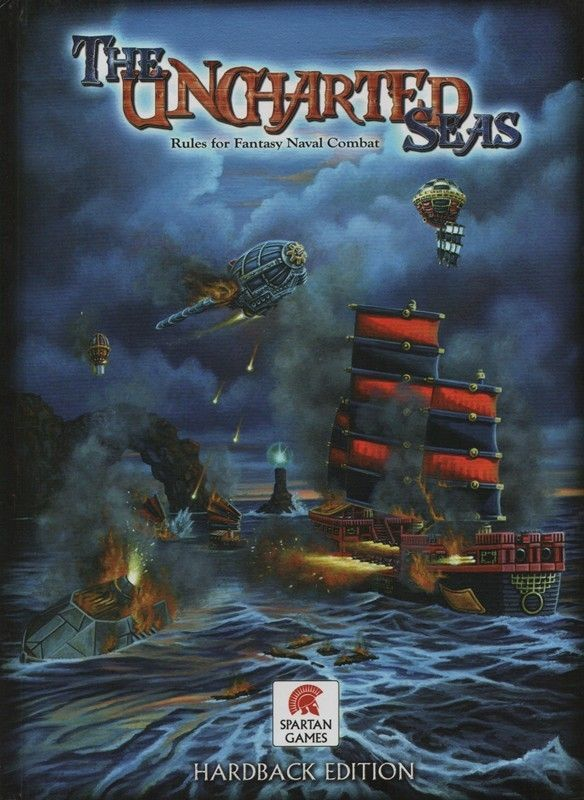 The Uncharted Seas