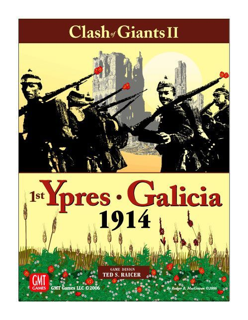 Clash of Giants II: 1st Ypres & Galicia 1914