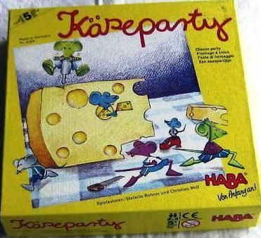 Käseparty