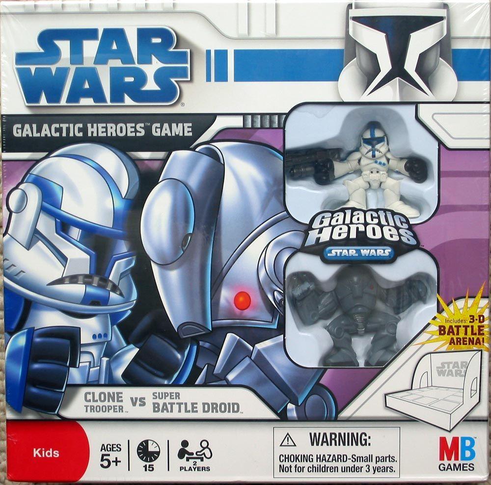 Star Wars Galactic Heroes Game
