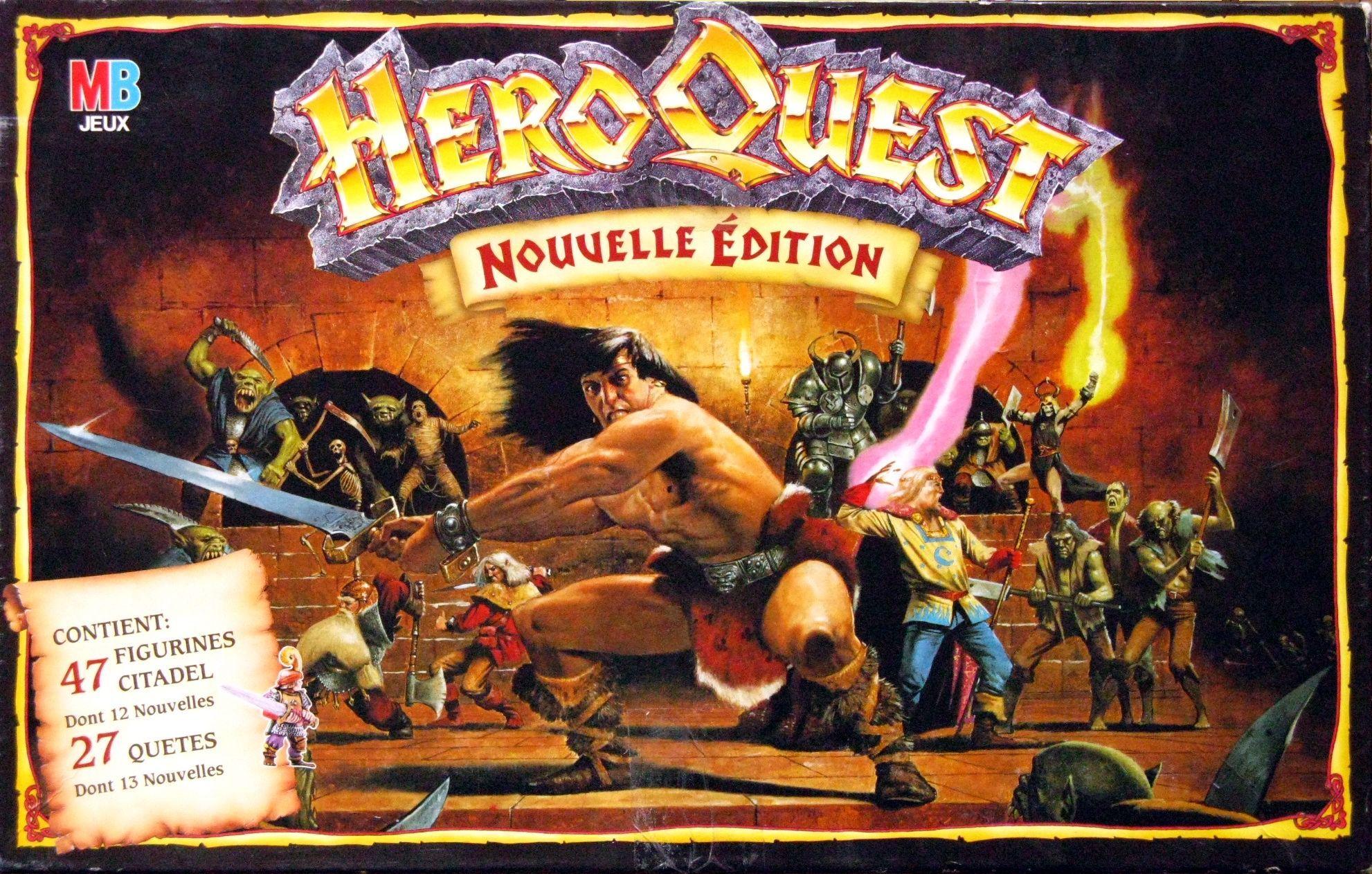 HeroQuest Advanced Quest