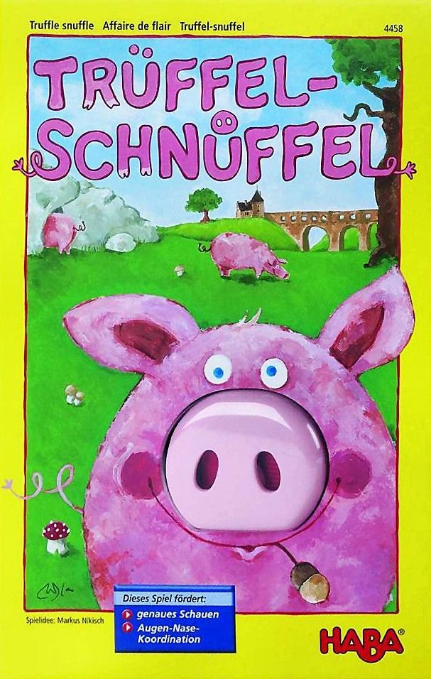 Trüffel-Schnüffel