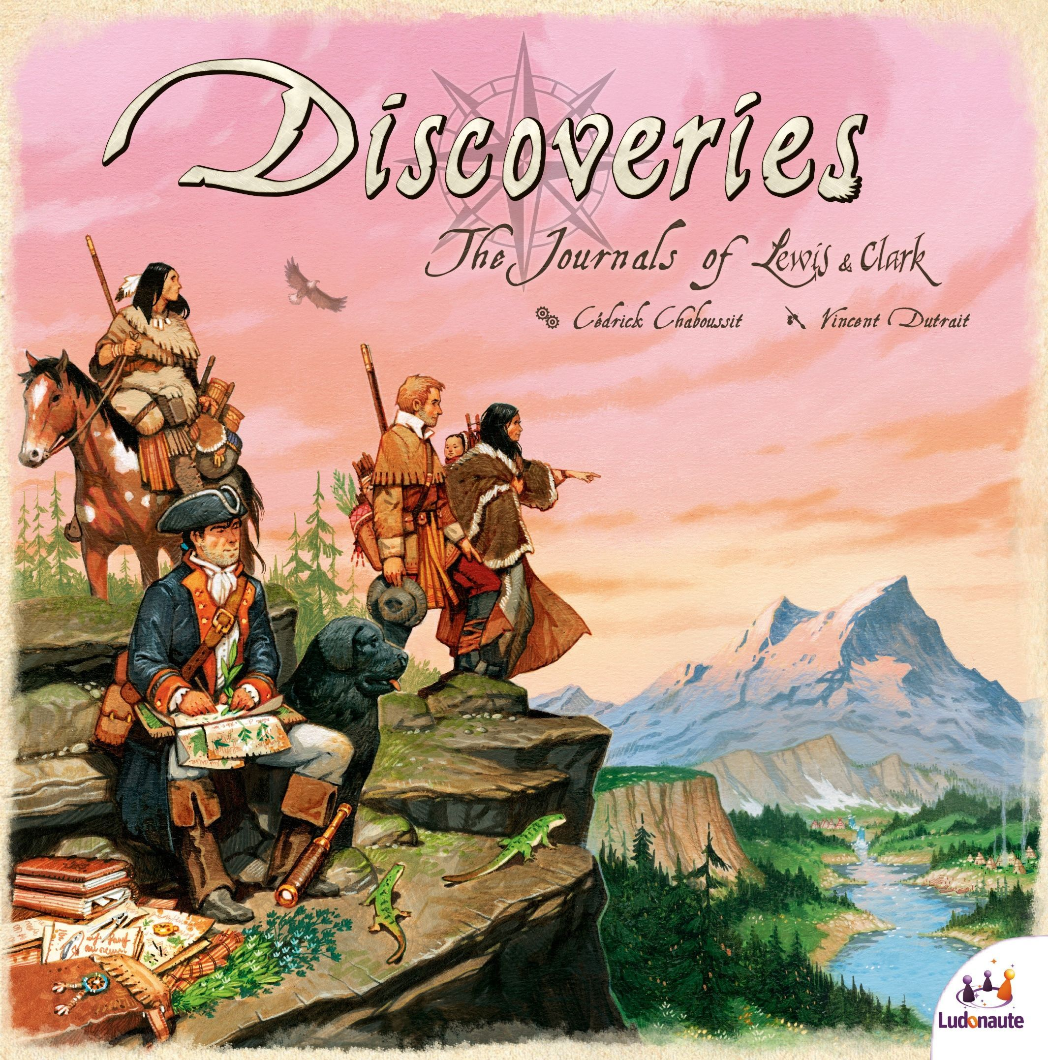 Discoveries: The Journals of Lewis and Clark