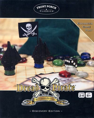 Dread Pirate: Buccaneer's Revenge