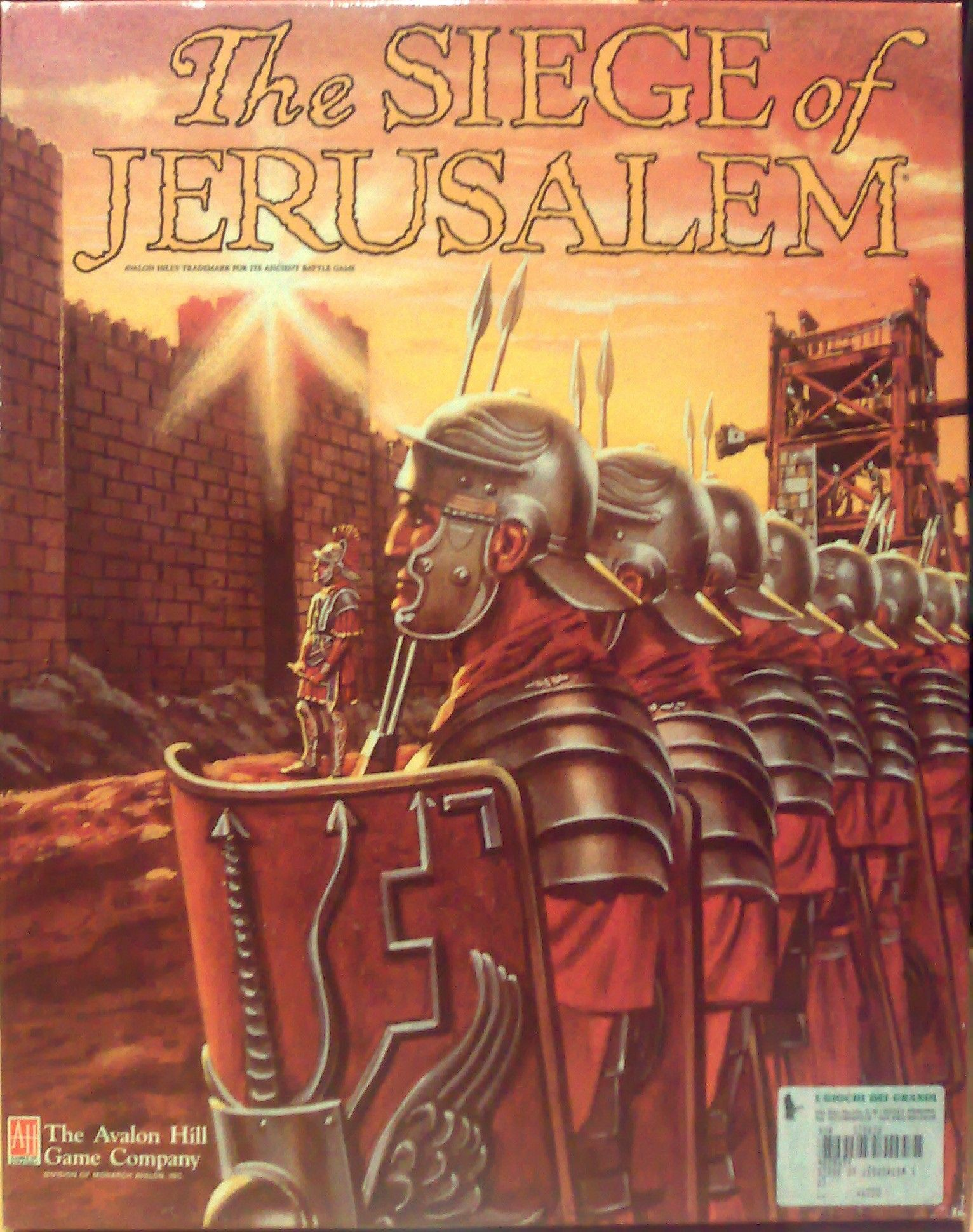 The Siege of Jerusalem (Third Edition)