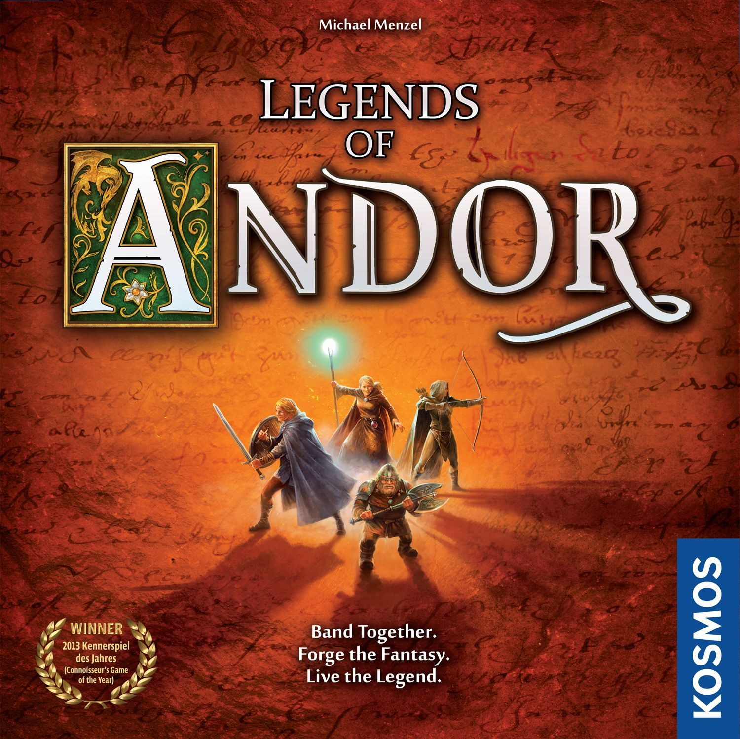 Main image for Legends of Andor