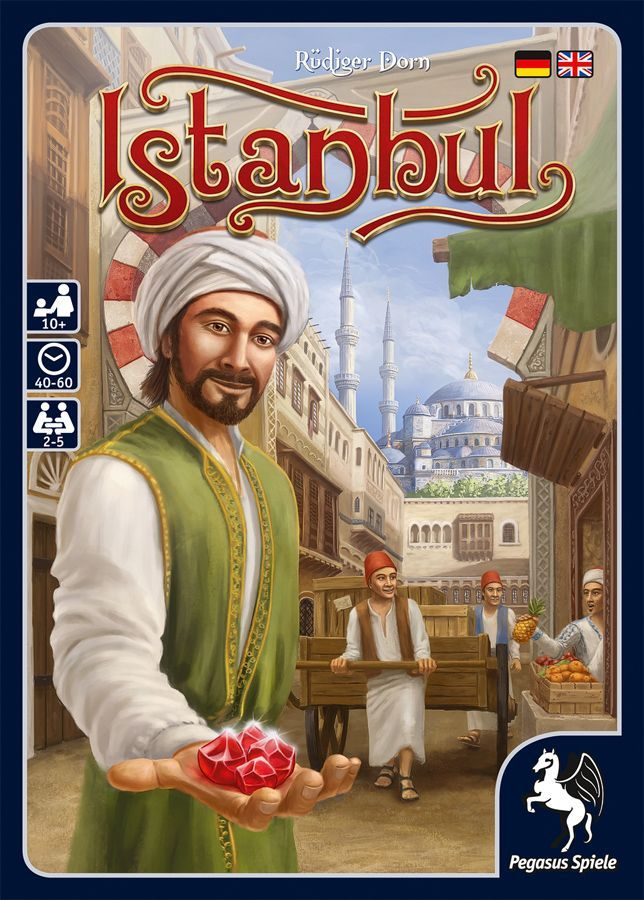 Main image for Istanbul board game