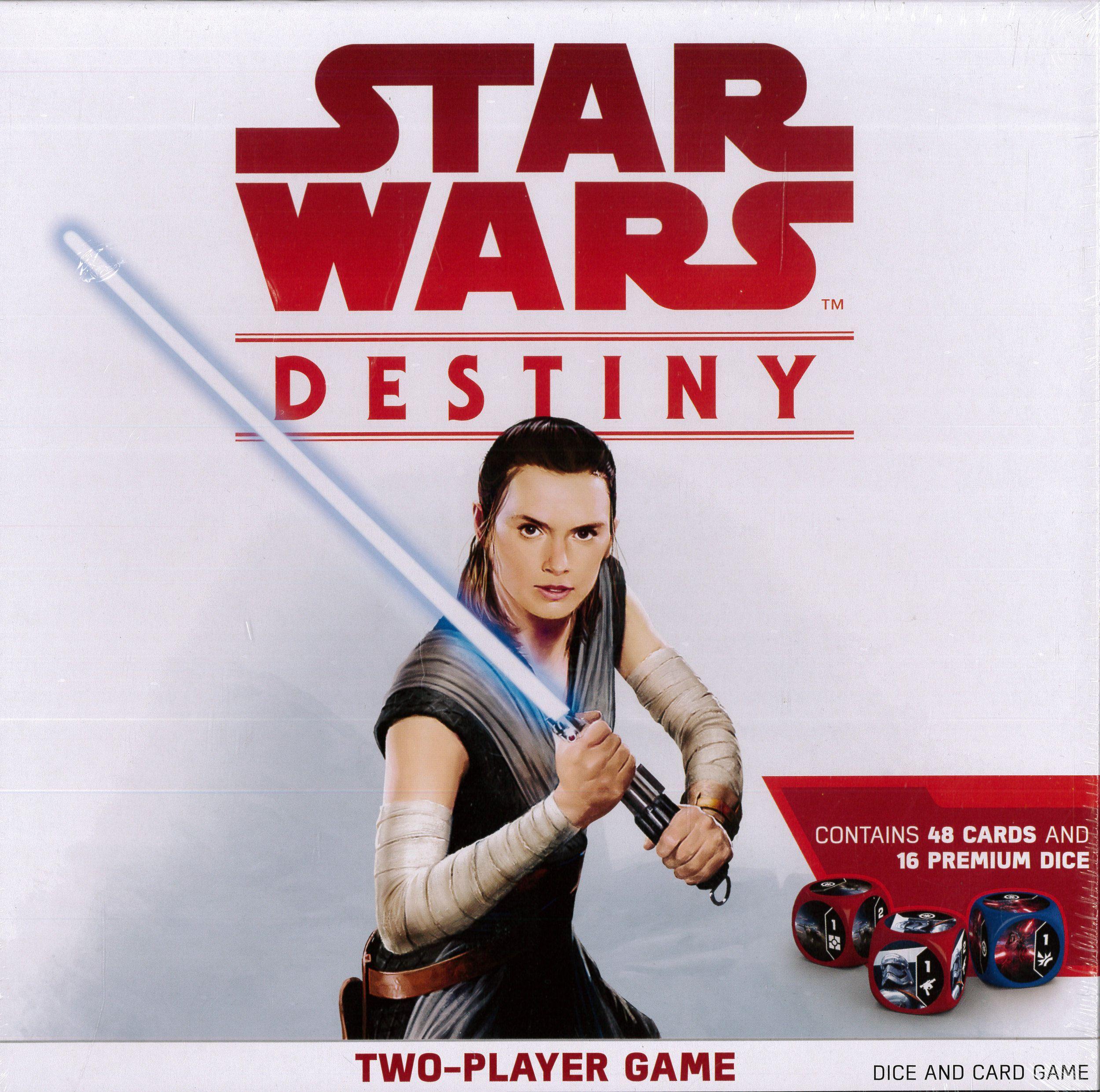 Star Wars: Destiny – Jogo para Dois Jogadores