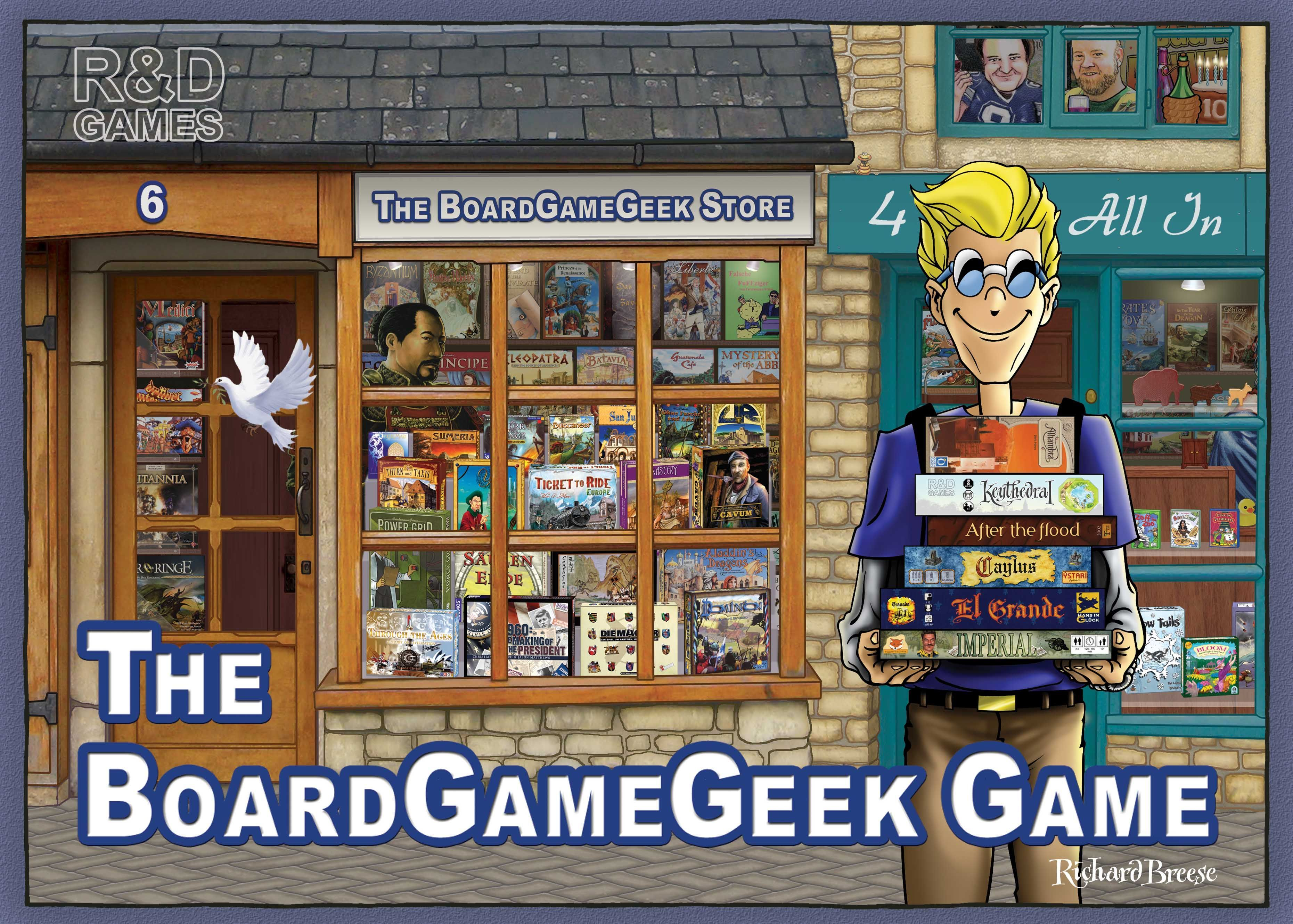 The BoardGameGeek Game
