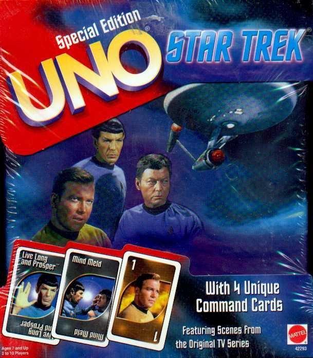 UNO: Star Trek