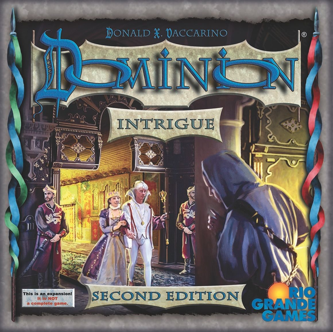 Dominion: Intrigue (Second Edition) Cover
