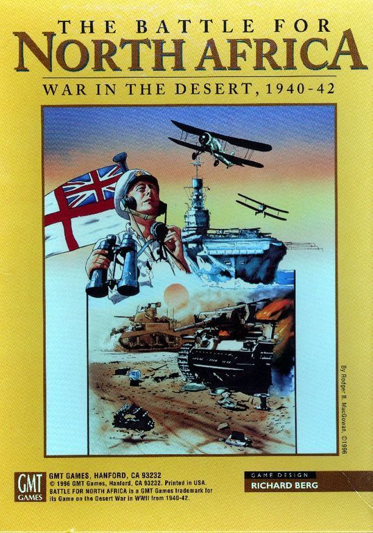 Battle for North Africa: War in the Desert, 1940-42