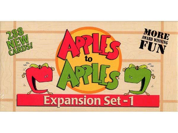 Apples to Apples: Expansion Set #1