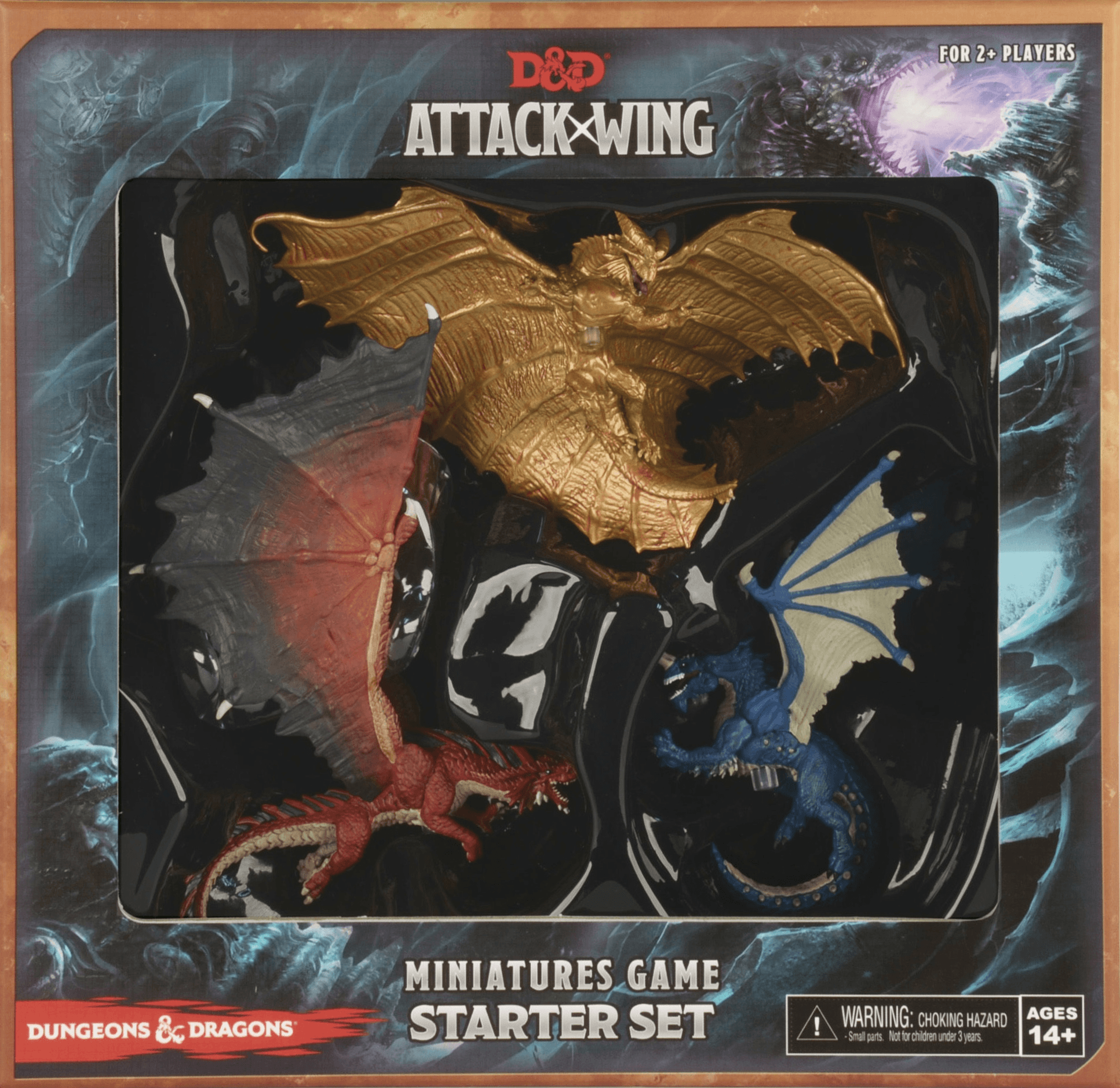 Main image for Dungeons & Dragons: Attack Wing