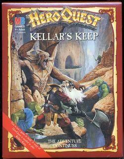 HeroQuest: Kellar's Keep