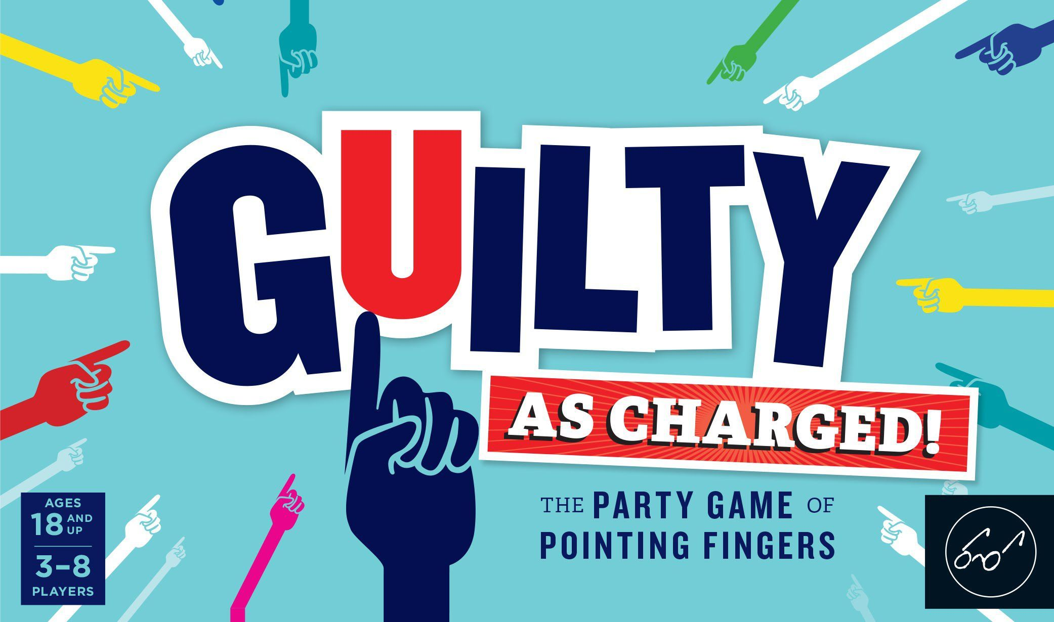 Guilty As Charged: The Party Game Of Pointing Fingers | Video ...