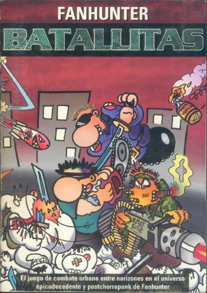 Fanhunter Batallitas