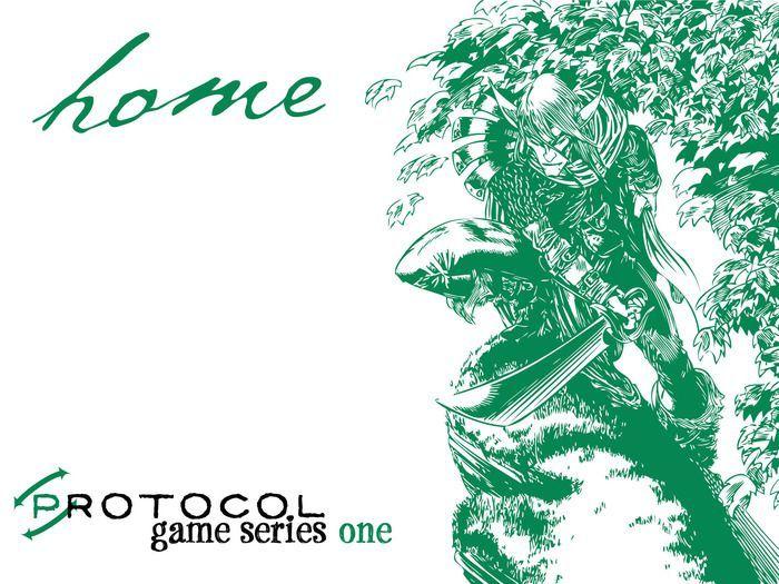 RPG Item: Protocol Game Series 01: Home