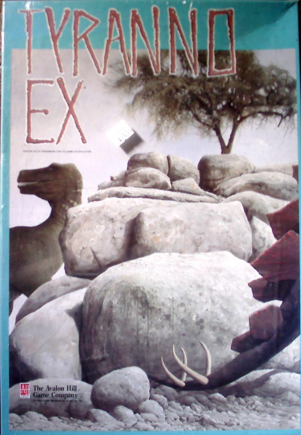 Tyranno Ex