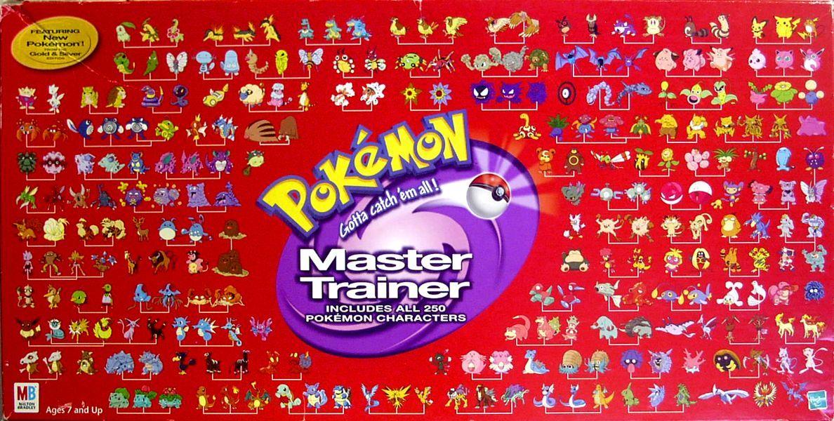 Pokémon Master Trainer II