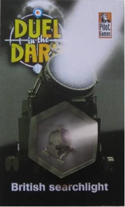 Duel in the Dark: British Searchlight