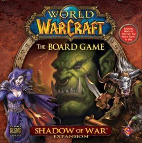 World of Warcraft: The Boardgame – Shadow of War
